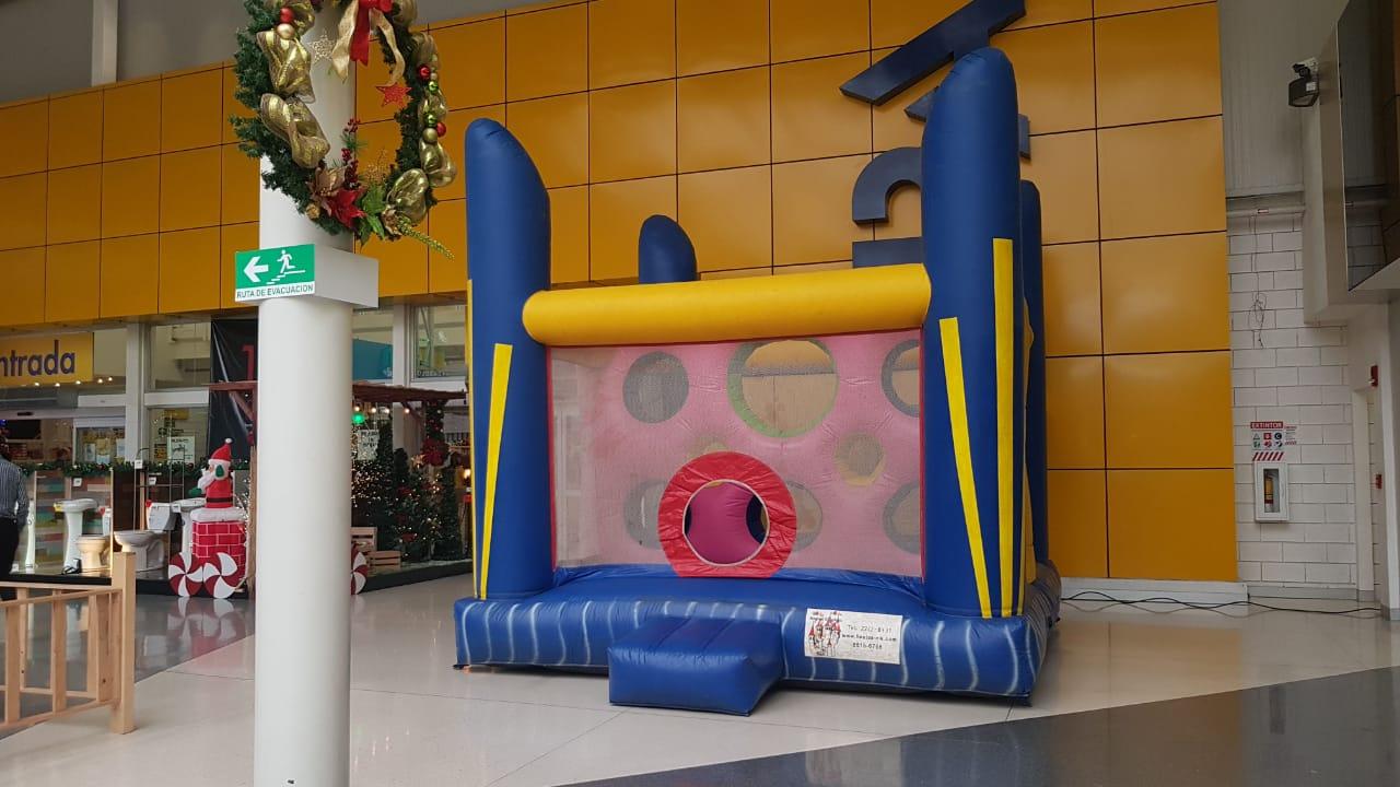 Alquiler de inflables para niños costa rica